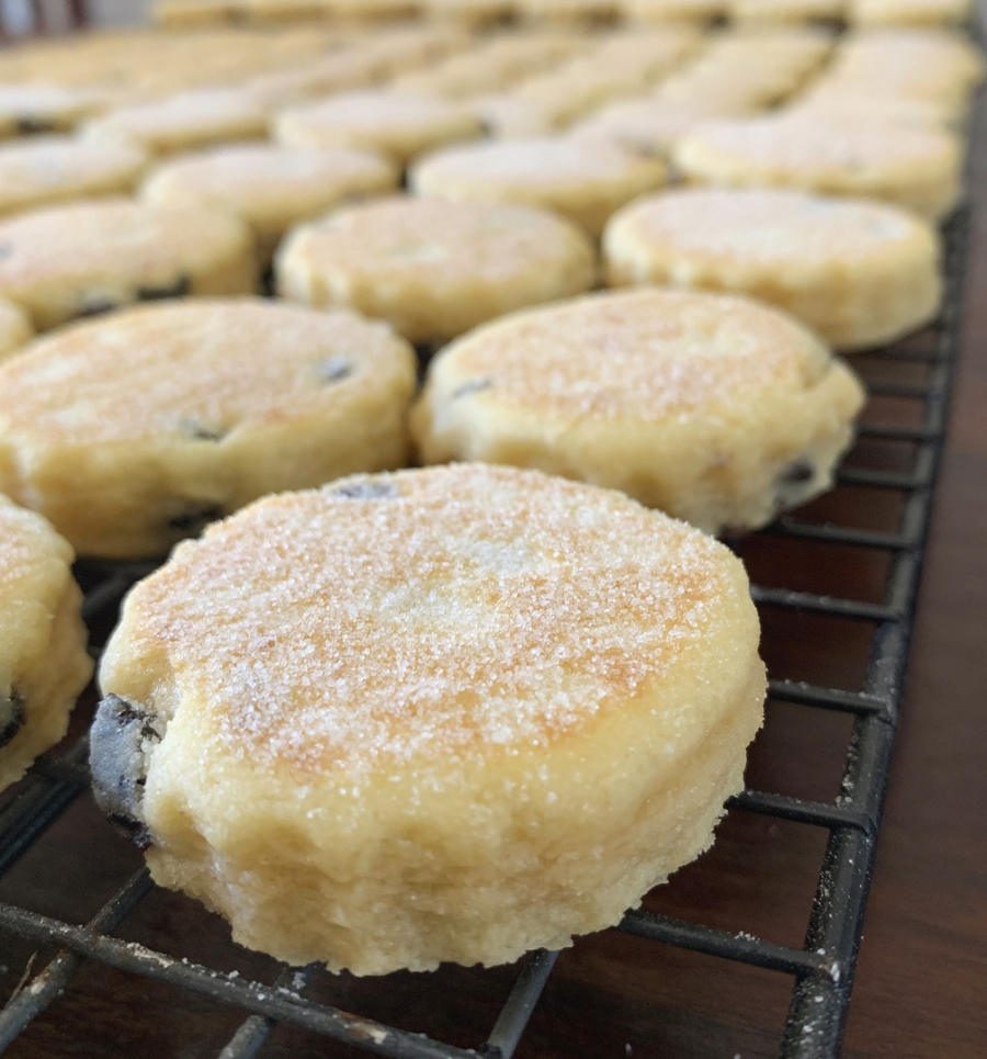Calon Lan Cakes Welshcakes